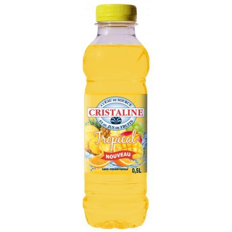 Eau Cristaline Tropical