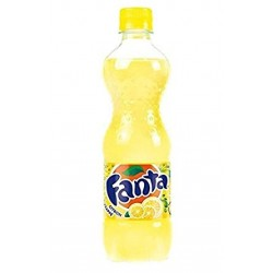 Fanta citron 50 cl