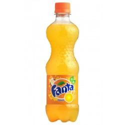 Fanta orange 50 cl - Pack de 12 bouteilles