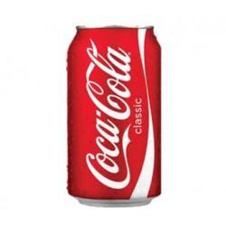 Coca Cola classic 33cl (Pack de 24 canettes)