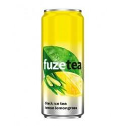 Fuzetea limon 33cl (pack de 24 canettes)