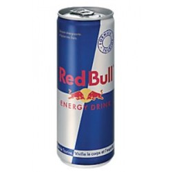 Red bull 33cl (pack de 24 canettes)