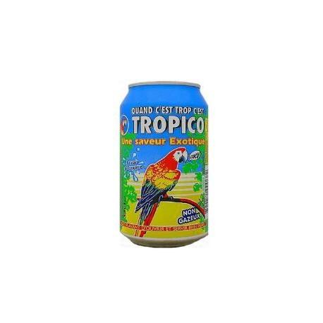 Tropico exotique 33cl (pack de 24 canettes)