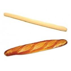 Pâte à pain congelée, pain, prêt à pousser.