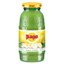 Pago banane 20 cl - Pack de 12 bouteilles