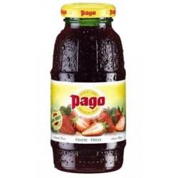 Pago fraise 20cl - Pack de 12 bouteilles