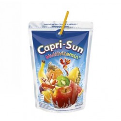 Caprisun Multivitamin 20cl - Pack de 10