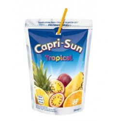 Caprisun Tropical 20cl - Pack de 10