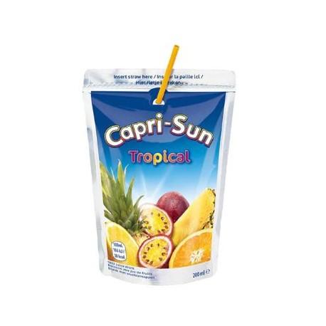 Caprisun Tropical 20cl - Pack de 10