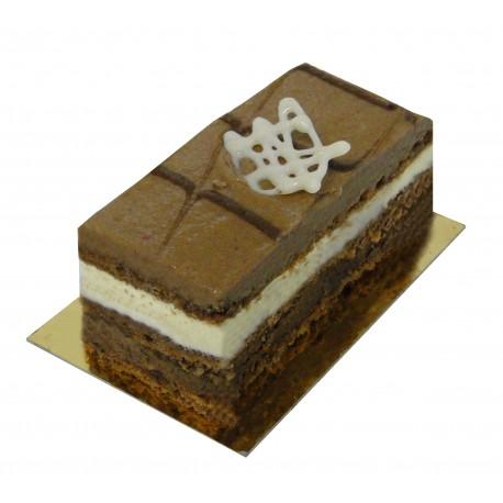 Individuel fondant 2 chocolat